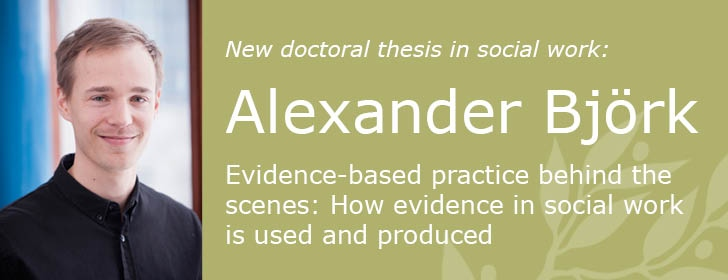 New thesis alexander